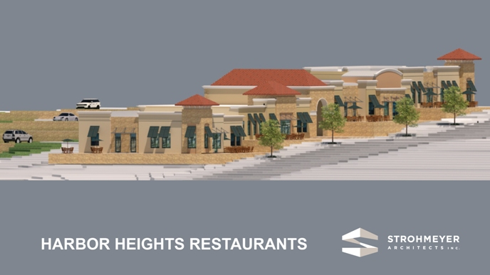 The Rockwall Restaurant Site Represents Opportunity To Locate A In Midst Of County Seat